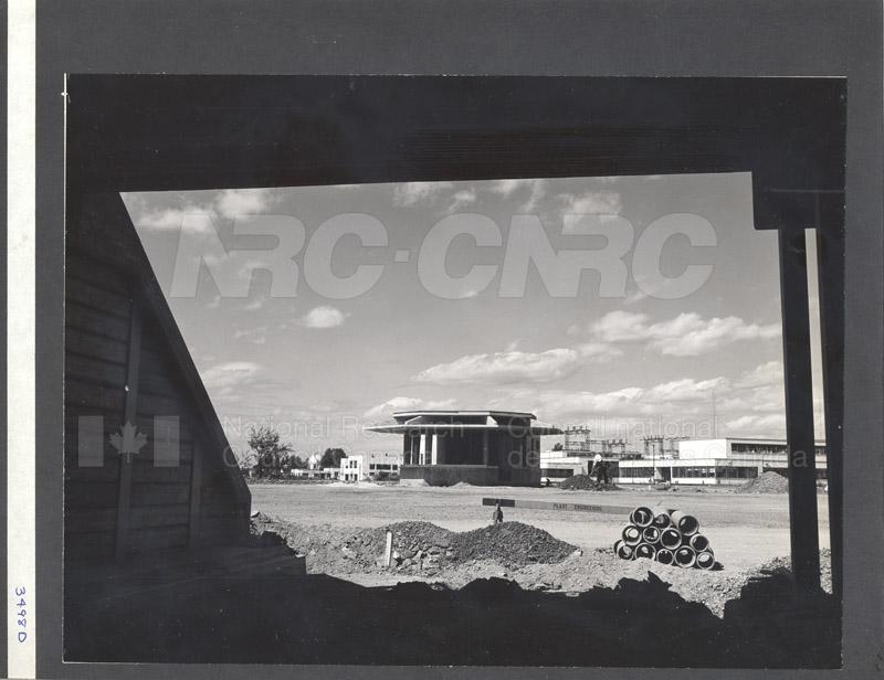 Construction of M-50 1953 #3498 004