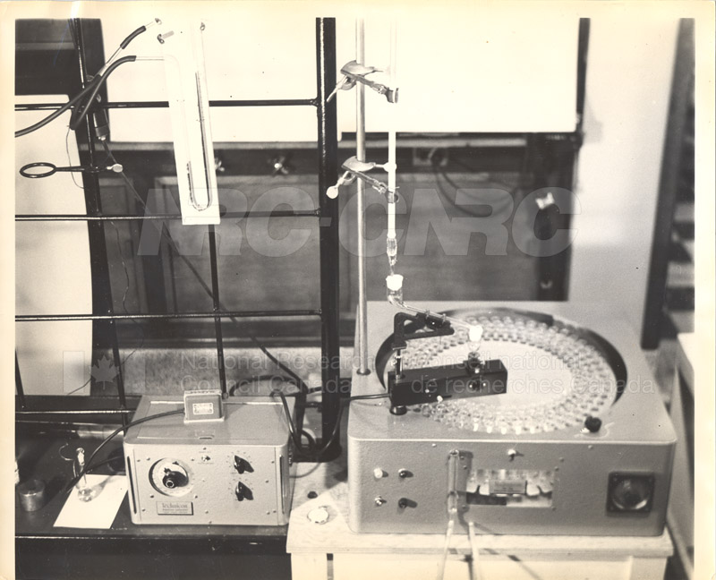 Fraction Collector c.1950