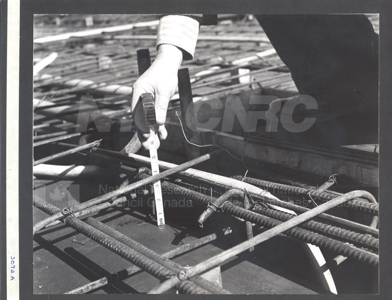 Construction of M-50 Spring 1952 #3092 001