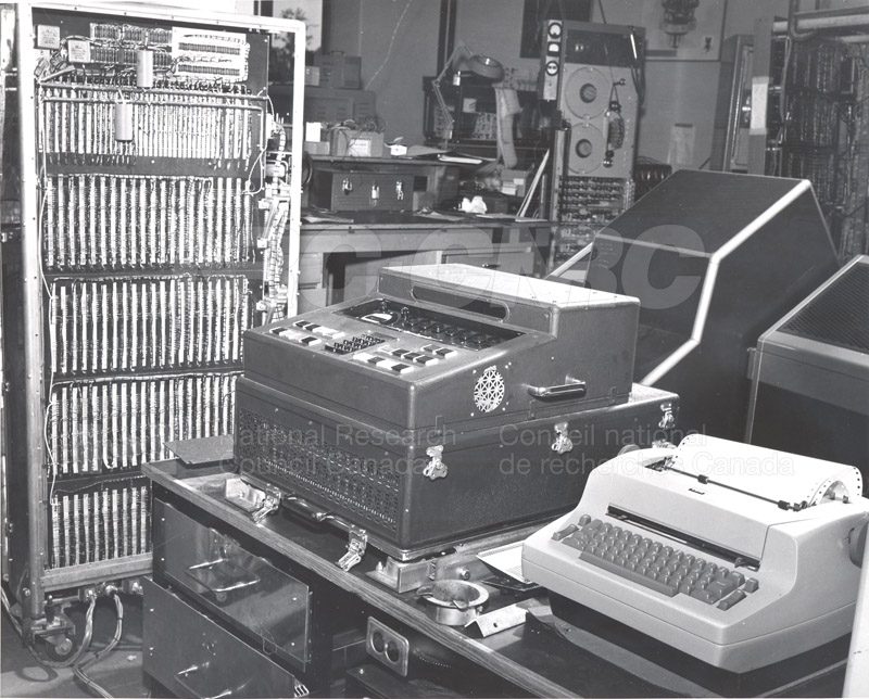 Sound Location and tape Recorders 1961 003