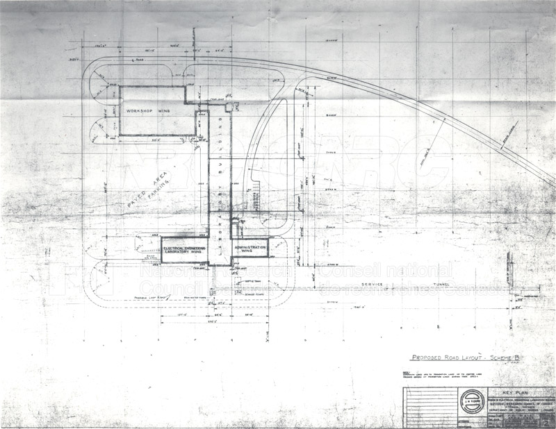 Construction of M-50 Model and Road Layout 001