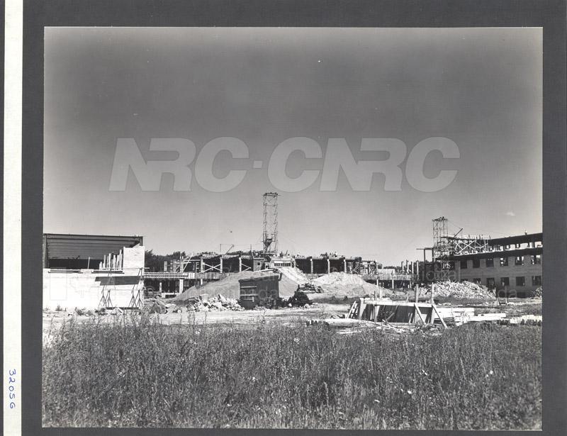 Construction of M-50 Summer 1952 #3205 007