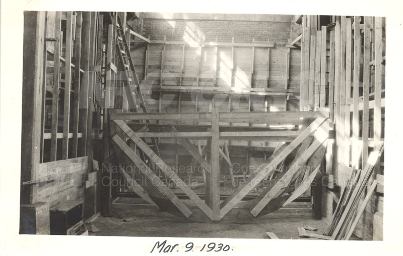 Sussex St. and John St. Labs- Album 2-Wind Tunnel March 9 1930 002