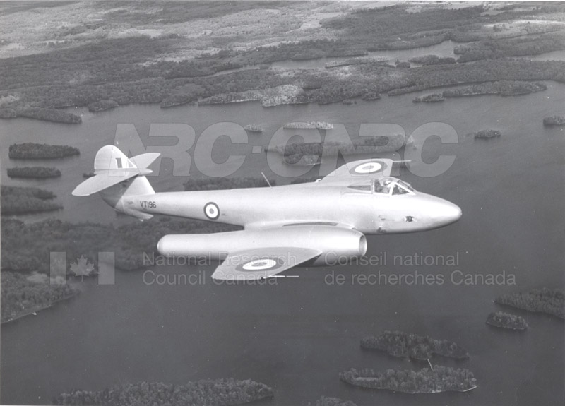 Engine Lab- British Gloster Meteor 001