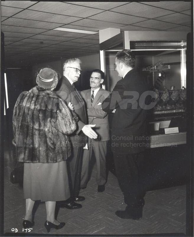 Aviation Museum Uplands Airport Ottawa 1958 001
