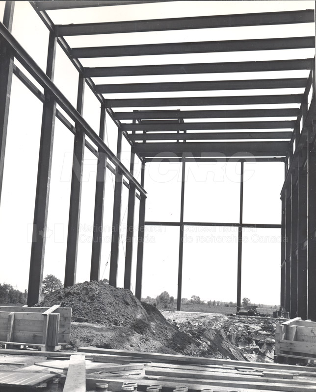 Construction of M-50 Summer 1952 #3138 001