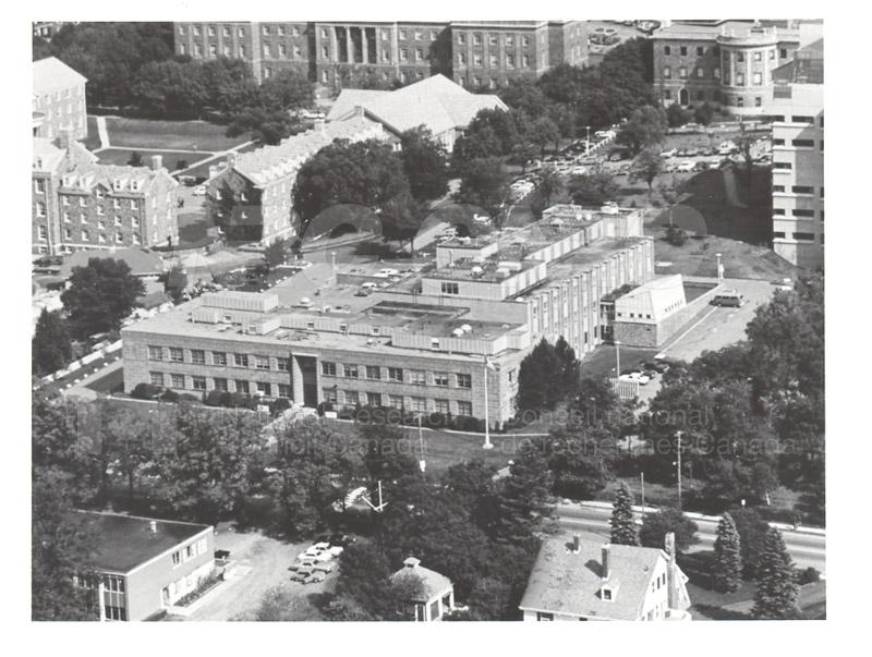 The Building- Exterior Views 1950-1968 007