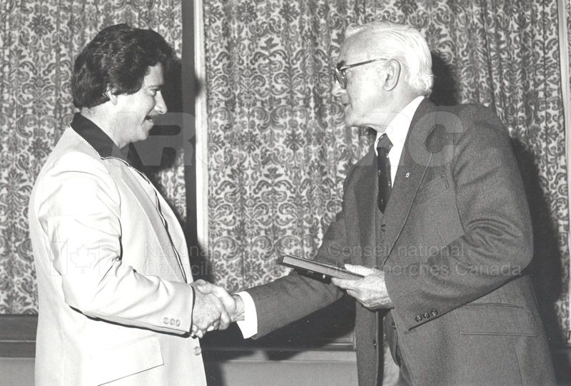25 Year Service Plaques Presentations 1981 007