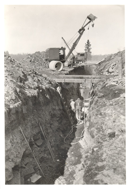 Construction and other Photos 1929-1937 106