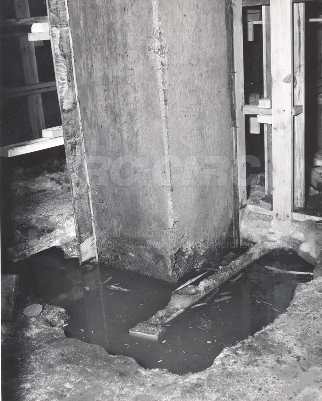 Construction of M-50 Feb. 8 1952 #3029 005