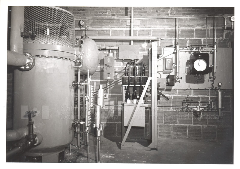 Rideau Falls Power Plant 1959 005