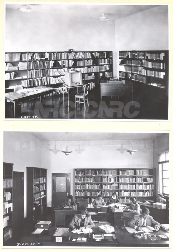 Aeronautical Library Oct. 1948 006