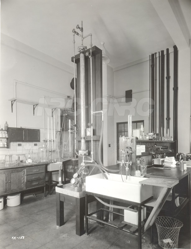 Division of Chemisty- Laundry Research- Experimental Water Softner- 1934 KK-138