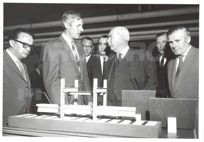 Visit of President Heuss of Germany 1958 003
