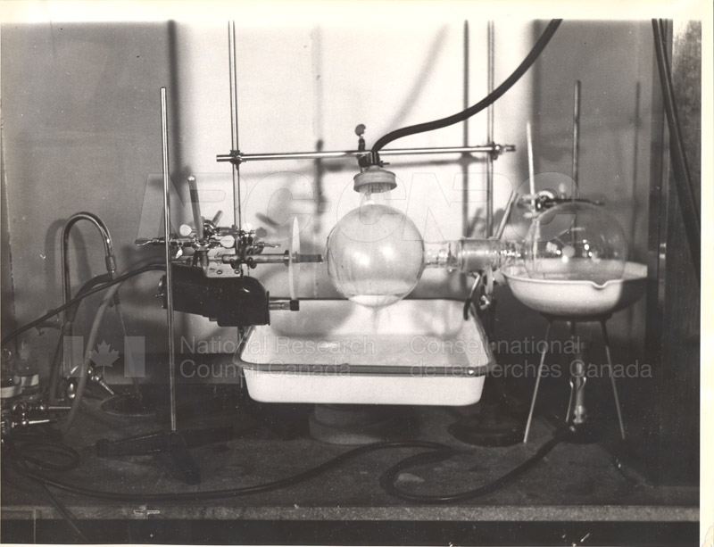 Distillation Polysaccarides