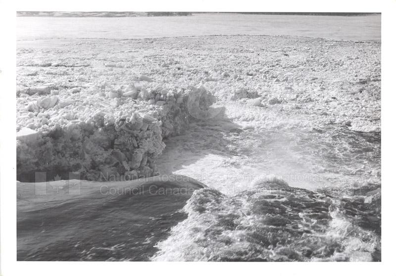 ICE Spring Breakup 1959 002