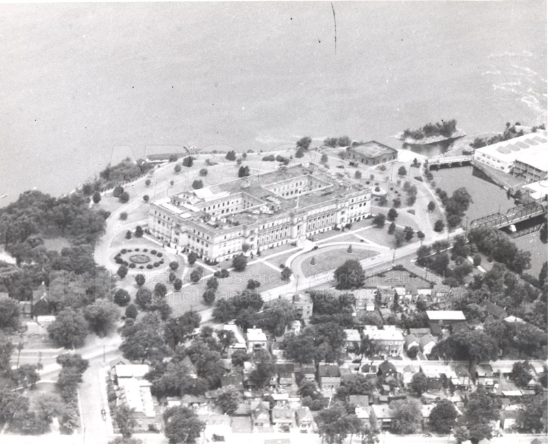 100 Sussex Drive Aerial Views c. 1932 003