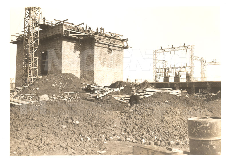 Construction and other Photos 1929-1937 286