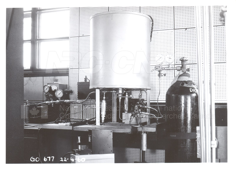 Fuel and Lubricant Lab Apparatus and Testing Procedures 1960 015
