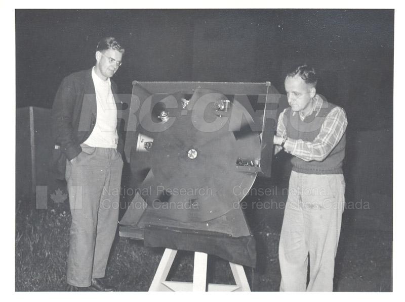 Astrophysics Personnel 028