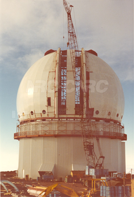 Canada France Hawaii Telescope c.1976