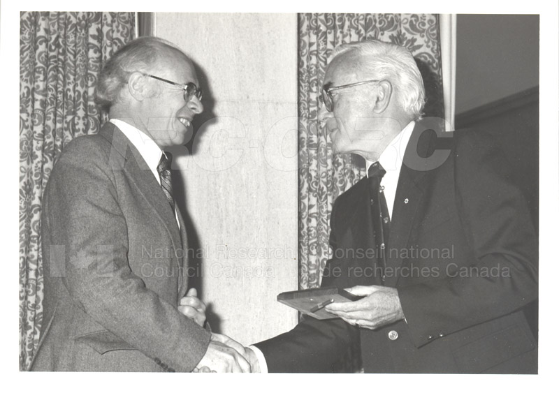 25 Year Service Plaques Presentations 1983 026
