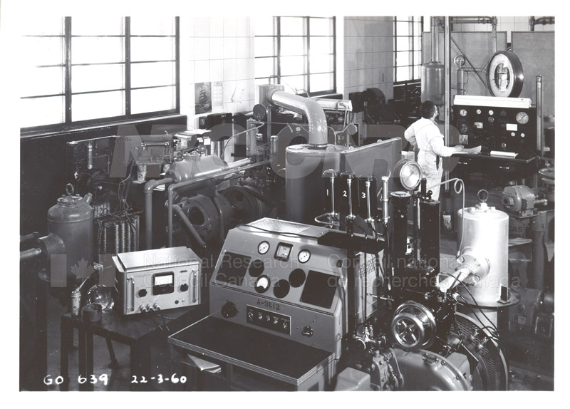 Fuel and Lubricant Lab Apparatus and Testing Procedures 1960 013