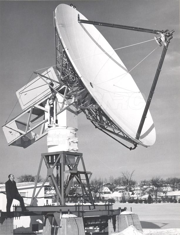 Radio Antenna Ottawa c.1969