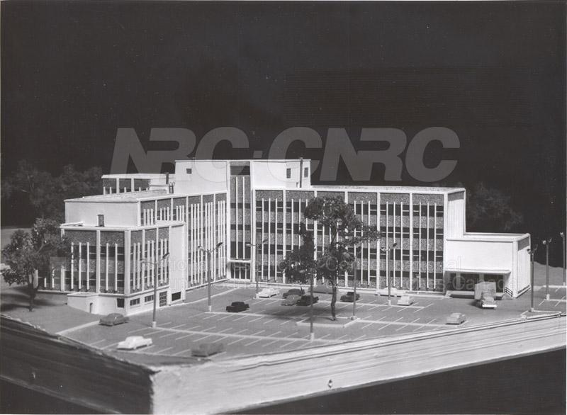 Model for M-58 Building 005