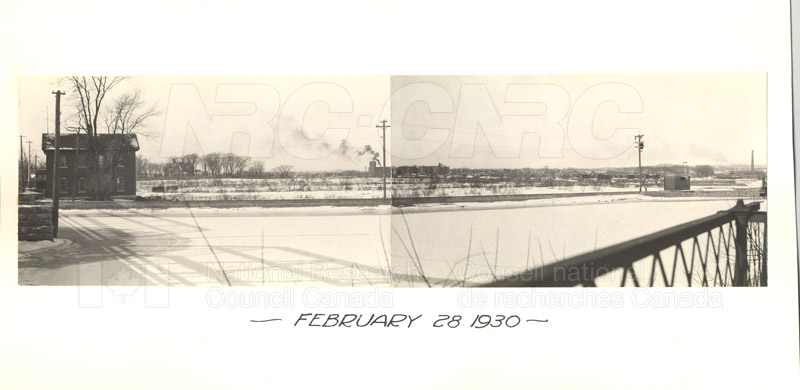100 Sussex Drive- Location of NRC Labs Prior to Construction Feb. 28 1930