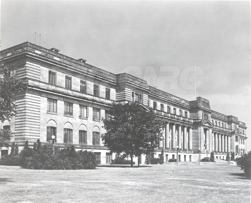 100 Sussex Drive National Research Council Laboratories c.1945 001