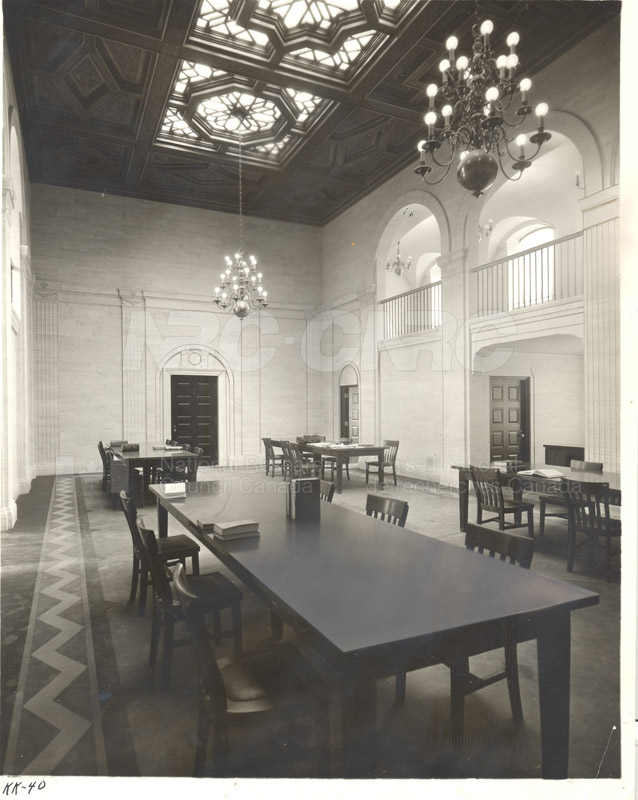National Science Library (KK-40) 1932