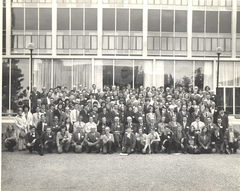 General Assemby- Royal Astronomical Society of Canada 1973