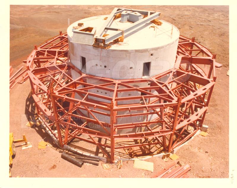 Building- Canada France Hawaii Telescope c.1976