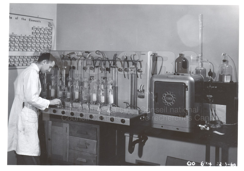 Fuel and Lubricant Lab Apparatus and Testing Procedures 1960 040
