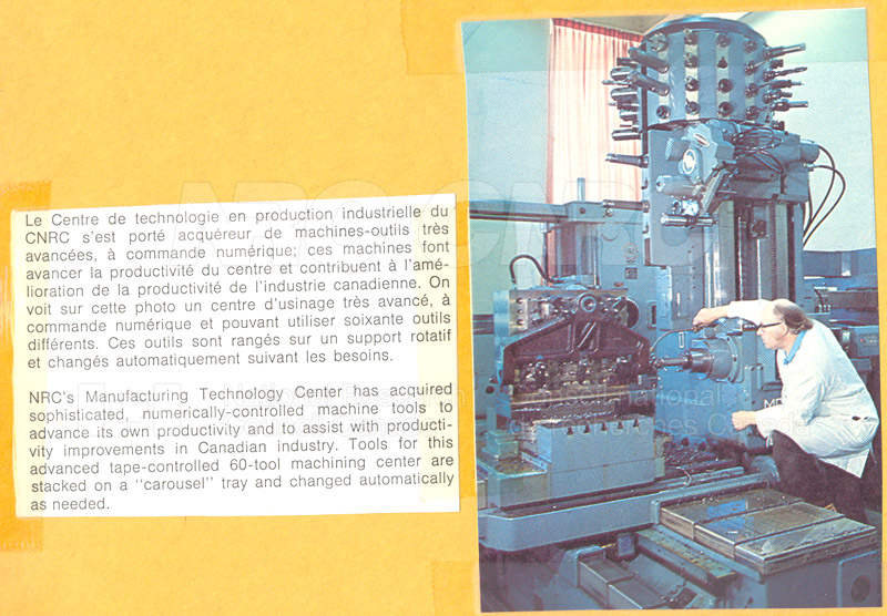 Brochure ME#1 82-06-024