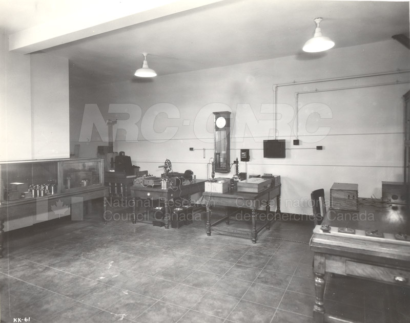 Physics- Primary Standards Lab (KK-61)
