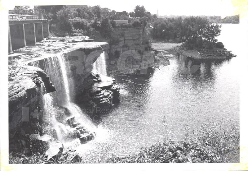 Rideau Falls 1962