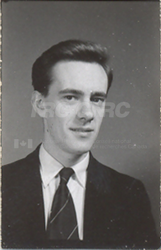 Photographs of Postdoctorate Issue 1957 022