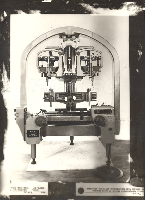 Various Continental Stereo Plotters 1939 002