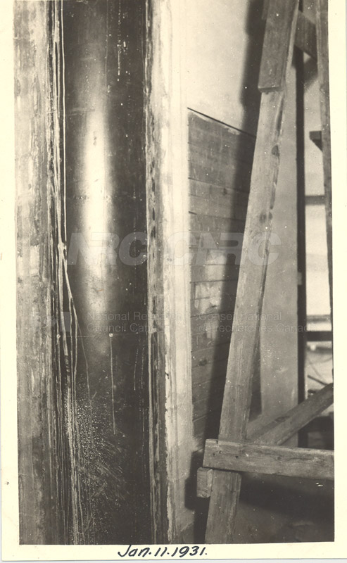 Sussex St. and John St. Labs- Album 2-Wind Tunnel About Jan. 11 1931 002