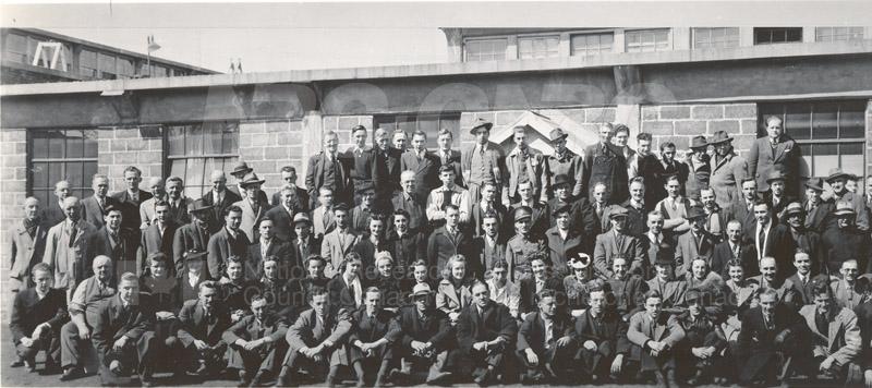 Mechanical Engineering Shop Group 1941 002