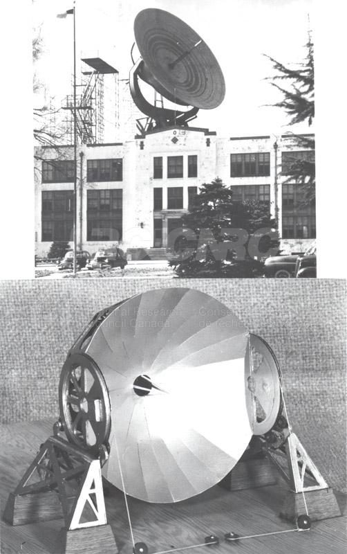 Dish Model 002