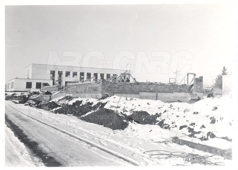 Construction Photographs 243