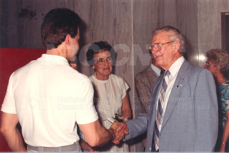 Alf Tickner Retirement May 1986 002