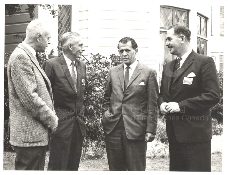 CSC New Zealand-Antarctica- Dr. Ballard and Dr. Babbit 1964 009