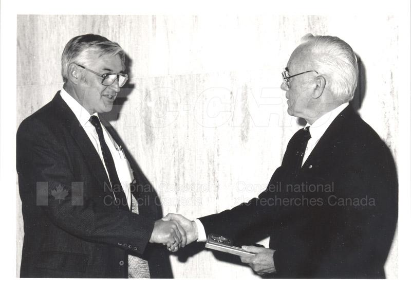 25 Year Service Presentations June 8, 1988 005