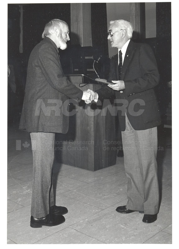 25 Year Service Plaques Presentations 1980 006