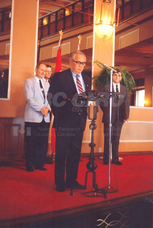 Astronomy & Astrophysics Week, B.C. June 1-5 1993 001