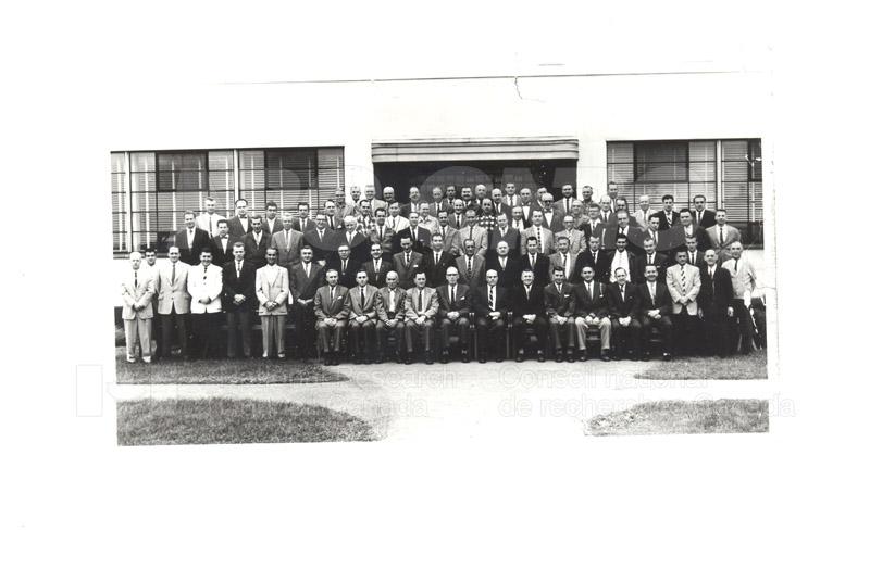 Shop Staff M-4 November 1961